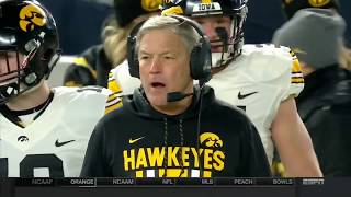2017 Pinstripe Bowl Iowa vs. Boston College Highlights