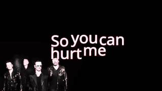 U2 - The Troubles - Songs of Innocence FULL lyrics video