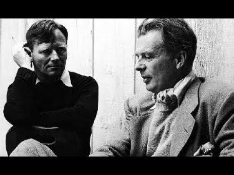 Aldous Huxley - Speaking Personally I (1961)