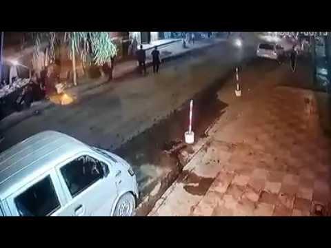 حادثة مروعة في سيدي البشير  وهران