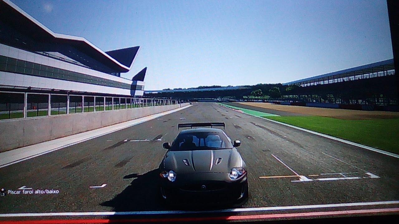 Gran Turismo 6 : Jaguar XKR Coupe`10 - YouTube