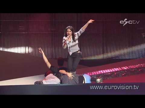 Sirusho (Armenia) - First Rehearsal
