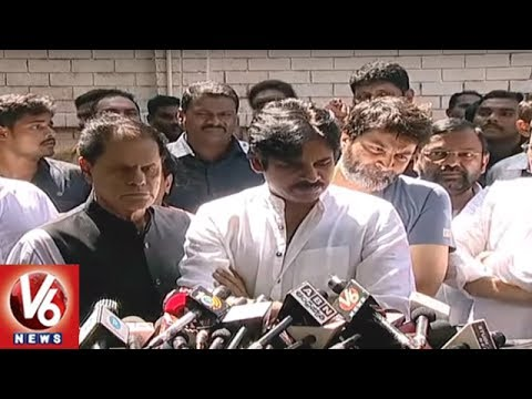 Pawan Kalyan Express Condolence On Dasari Narayana Rao Death   V6 News