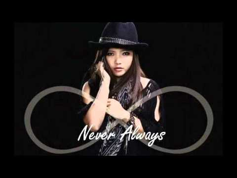 Charice - Never Always - Lyrics