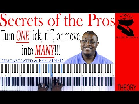 Turn One Lick Into MANY!!!  Secrets of the Pros REVEALED!