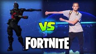 BAILES DE FORTNITE VS VIDA REAL!! (Electro shuffle, FORTNITE: Battle Royale IN REAL LIFE)