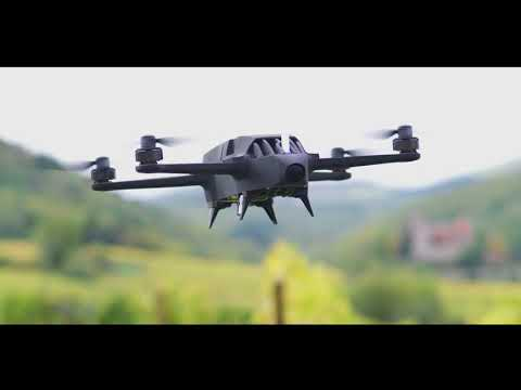 Parrot Bluegrass Quadcopter Drone For Agriculture