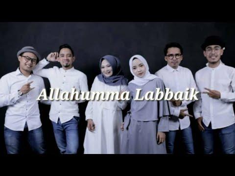 Nissa Sabyan - Allahumma Labbaik ( Cover Video Dan Lirik )
