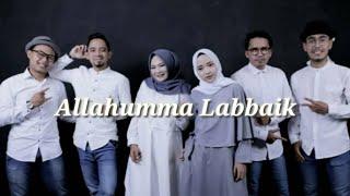 Nissa Sabyan - Allahumma Labbaik ( cover  dan lirik)