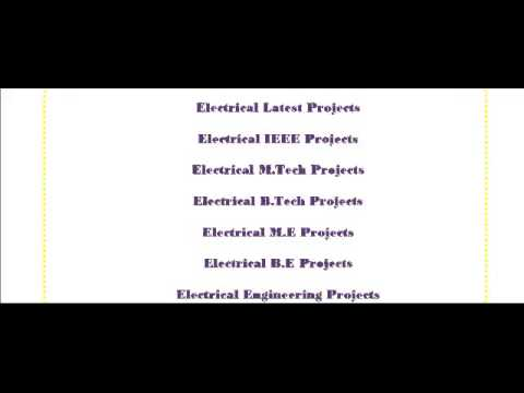 POWER ELECTRONICS PROJECT IN PERTH
