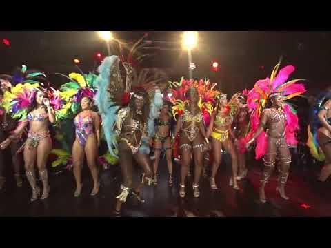 Miami Carnival 2018 euphoria mas [Carnival PS 2018] crop over 2018 notting hill labor day carnival