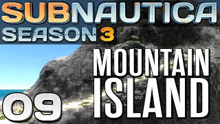 Subnautica Gameplay - Ep. 9 - MOUNTAIN ISLAND BIOME! | Let's Play Subnautica!