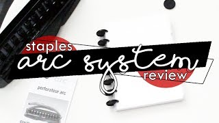 BEFORE YOU BUY! | Staples Arc System Review