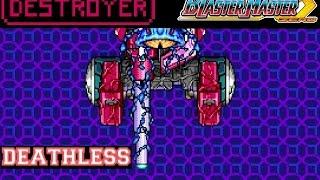 Blaster Master Zero: Destroyer Mode:  Area 8 endgame bosses and Area 9 deathless!