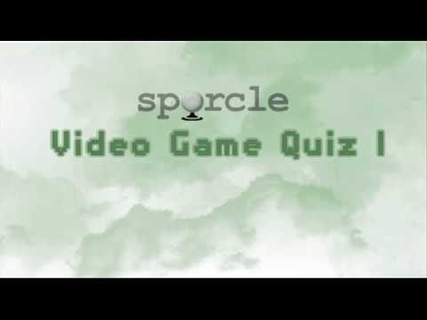 video games surveys video game theme quiz i youtube 5438