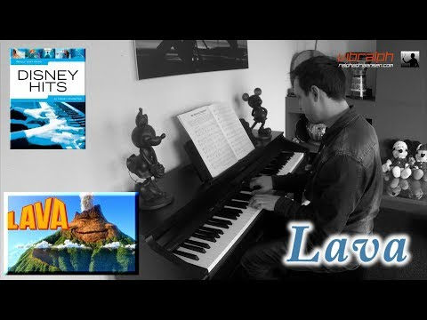 12. Lava / DISNEY HITS - Really easy piano