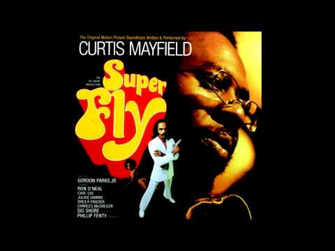 Curtis Mayfield - Pusherman (alternate mix with horns)