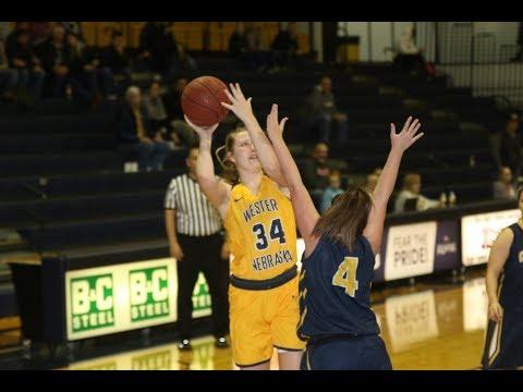 WNCC and Iowa Western Women's Basketball