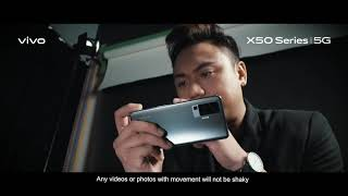 """vivo X50 Pro x vivographer """"Alexio Yeoh"""""""