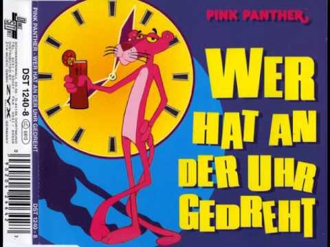 pink panther wer hat an der uhr gedreht