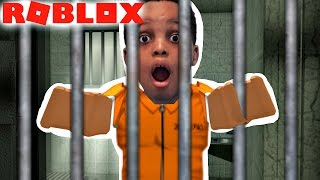 ABANDONED IN PRISON! - Roblox