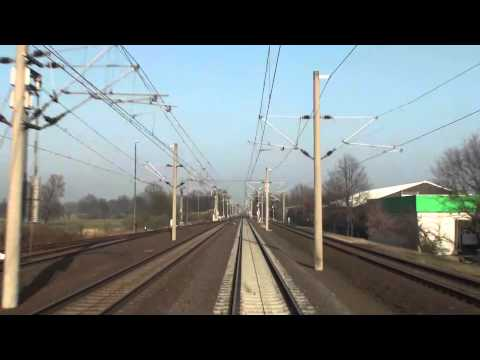 Führerstandsfahrt: Wunstorf - Hannover - Lehrte - Wolfsburg (3/2014)