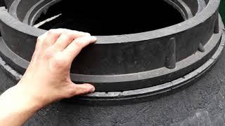 Обзор полимерпесчаного колодца