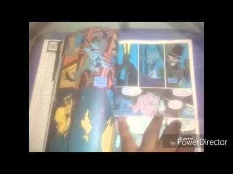 Review of batman: Legends Of The Dark Knight shaman book 3