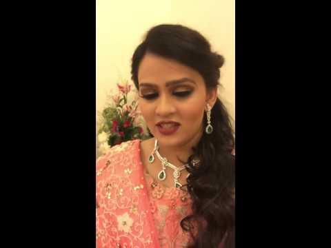 Bridal makeup / artistrybyanjalijain