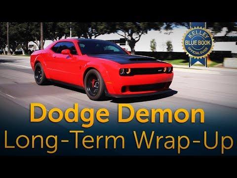 2018 Dodge Demon - Long-Term Wrap-Up