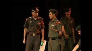 Court Martial Play- Sub. Balwan Singh & Capt. Bikash Roy. mp4