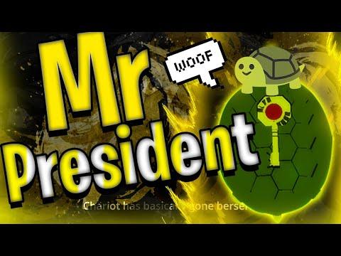 NEW Mr President Showcase - A Bizarre Day - YouTube