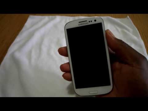 HOW TO FIX A HARD BRICKED SAMSUNG GALAXY S III PHONE HD
