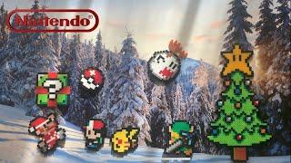 닌텐도의 크리스마스 (슈퍼마리오, 젤다의 전설, 포켓몬…
