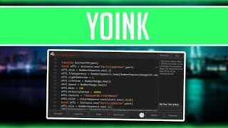 YOINK! | OP ROBLOX HACK/EXPLOIT! | INSANE SCRIPT EXECUTOR!!!
