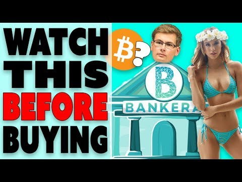 Bankera ICO Review - Watch This BEFORE Buying!!!