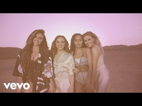 Little Mix - Shout Out to My Ex Behind The Scenes