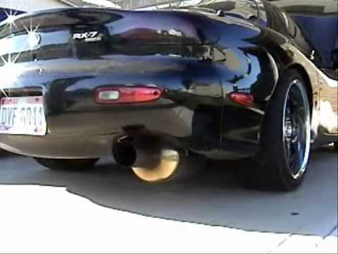 LS1 RX7 with Trex cam.wmv