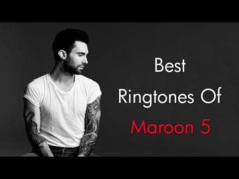Top 5 Best Maroon 5 Ringtones 2018 |Download Now|