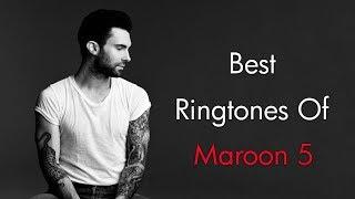 Download Top 5 Best Maroon 5 Ringtones 2020 |Download Now|