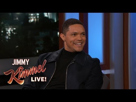 Trevor Noah on Oprah, The Daily Show & Donald Trump