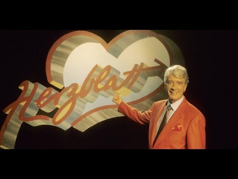 """Anfang eines wahren Booms an """"Flirt- und Dating Shows"""" wie """"Nur die Liebe zählt!"""