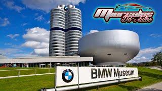 Miércoles de Autos - BMW Museum y Agencia McLaren!! Autos exóticos y más!