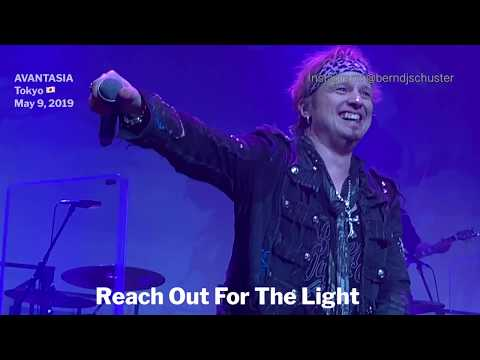 AVANTASIA - Reach Out For The Light @Akasaka Blitz, Tokyo - May 9, 2019 LIVE 4K
