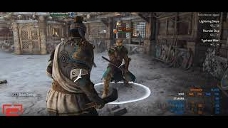 For Honor: Tiandi moveset by Strippin. Full gameplay link in description.