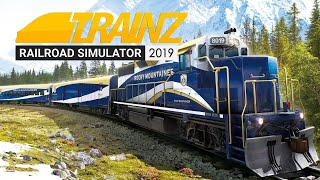 Trainz Railroad Simulator 2019 - Official Trailer