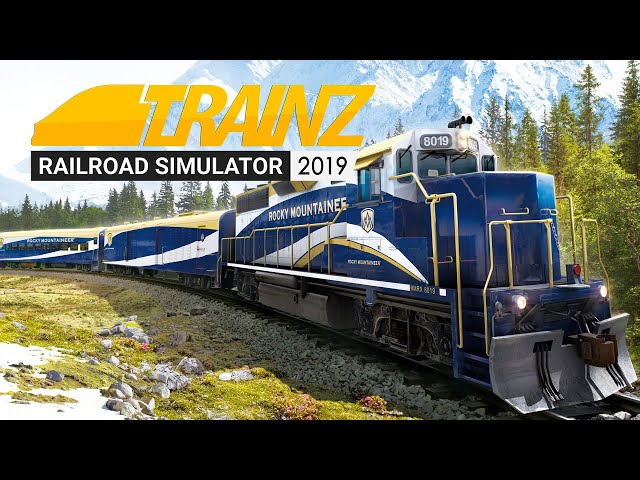 Trainz Railroad Simulator 2019 Download | MadDownload com