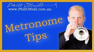 Trumpet - Metronome tips & tricks (2018)