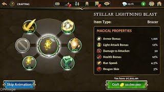 Dungeon Hunter 5 Crafting skil…