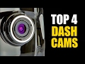 Top 4 Dash Cams For Your Car